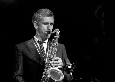 Curtis Stiger, 25. Viersen Jazz Festival