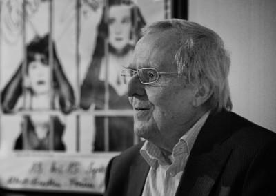 Dieter Hildebrandt, Kaarst, 03.2012-sw-full, H.W. Domnik