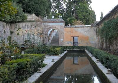 Garten im Generalife