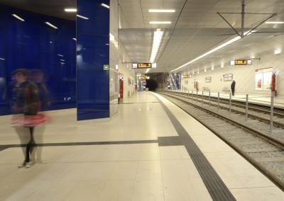 Wehrbahnlinie Düsseldorf
