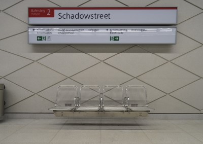 Wehrhahnlinie Düsseldorf, H.W.Domnik