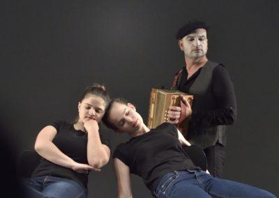 Tango nuevo ?, H.W.Domnik