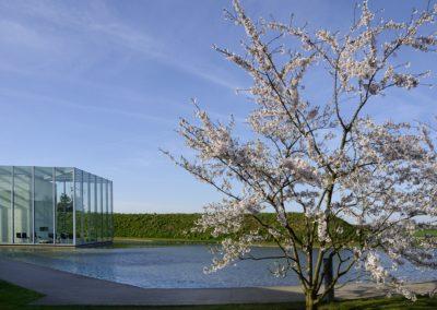 Tadao Ando, Raketenstation