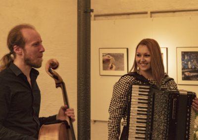 Christopher Hermann, Veronica Todorova, Cello meets Akkordeon
