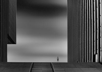 Urbane Wüste-Heinz Werner Domnik